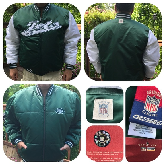 online retailer 80f39 c2b86 Men's NY Jets Winter jacket. Brand New